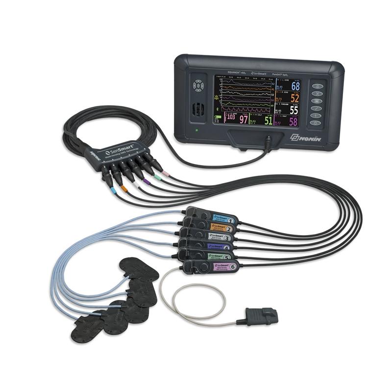 монитор церебральной, соматической, пульсовой оксиметрии